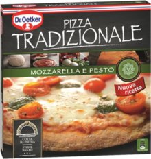 Pizza Tradizionale Dr Oekter